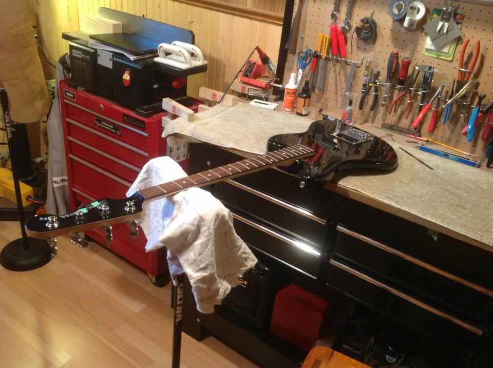 guitar modification luthier ottawa 4