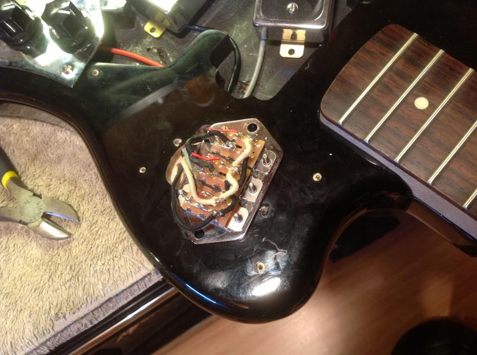 Serious Mods! - Ottawa\'s guitar repair shop